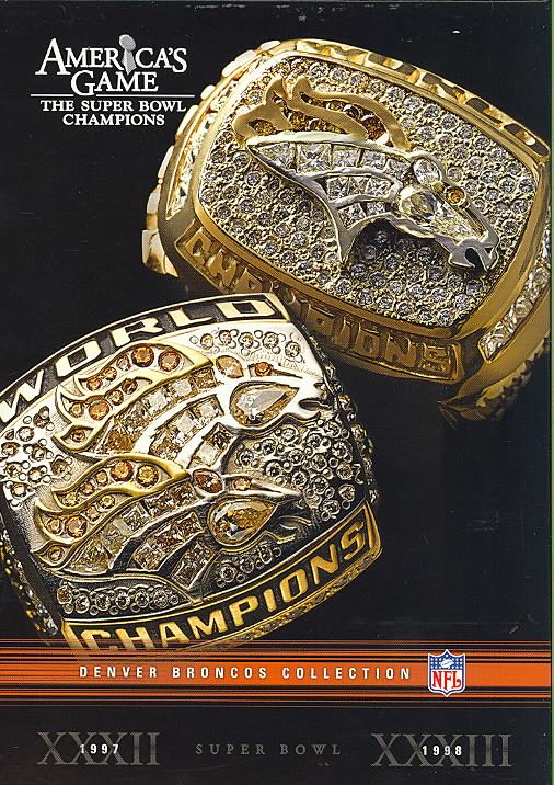NFL AMERICAS GAME:DENVER BRONCOS (DVD) [2 DISCS]